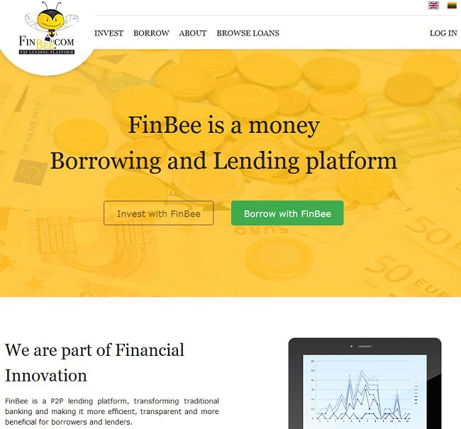 finbee-website