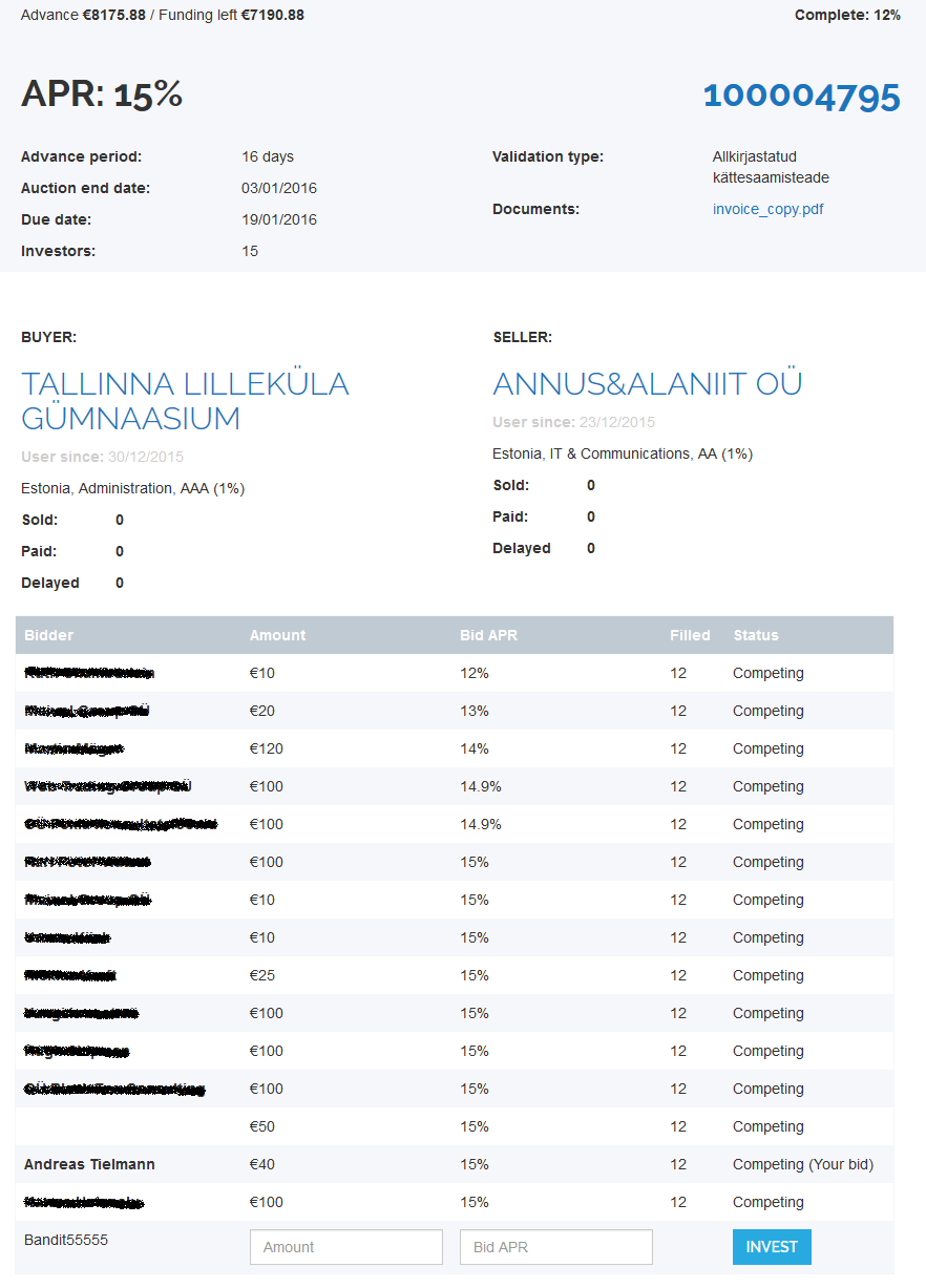 investly-invoice-detail