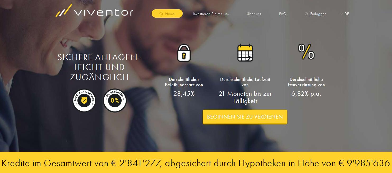 viventor_startpage