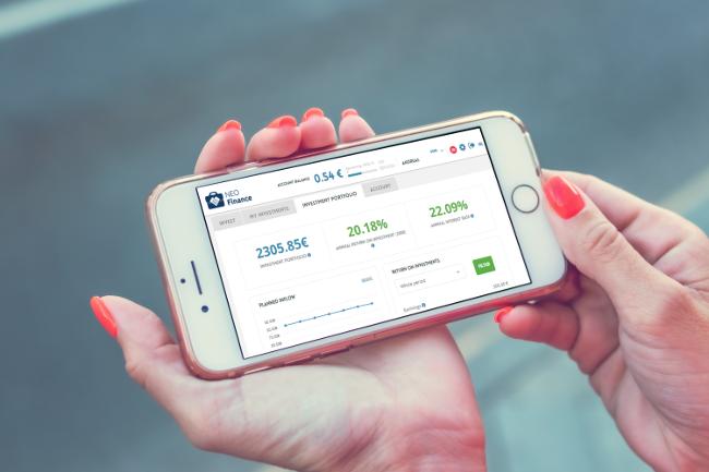 neofinance-portfolio-smartphone